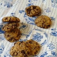 Cookies de huevo duro